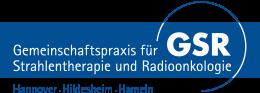 GSR – Gemeinschaftspraxis für Strahlentherapie und Radioonkologie Logo